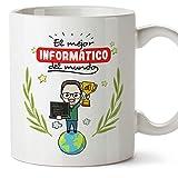 Workers of The World in spagnolo tazza di caffè tazza di tè Computer