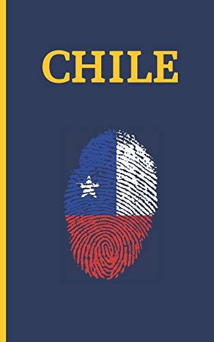 CHILE: DIARIO DE VIAJE. EDICIÓN ESPECIAL BOLSILLO. CUADERNO REGISTRO DE
