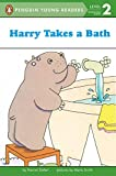 Harry Takes a Bath (PUFFIN EASY-TO-READ, L1)