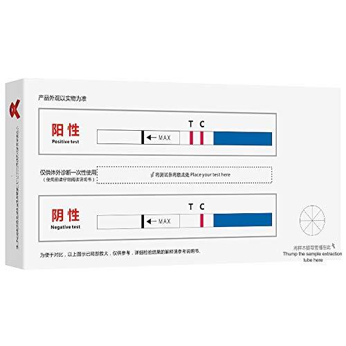 HGFDSA HIV-selbsttest - Schneller Check-in-Home-Test des Speichel + Blut-teststreifen-Kits, Human Immunodeficiency Virus Test Kit,Saliva
