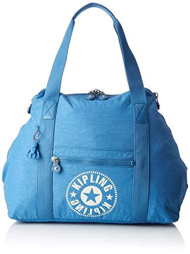 Kipling ART M Strandtasche, 58 cm, 26 L, Dynamic Blue