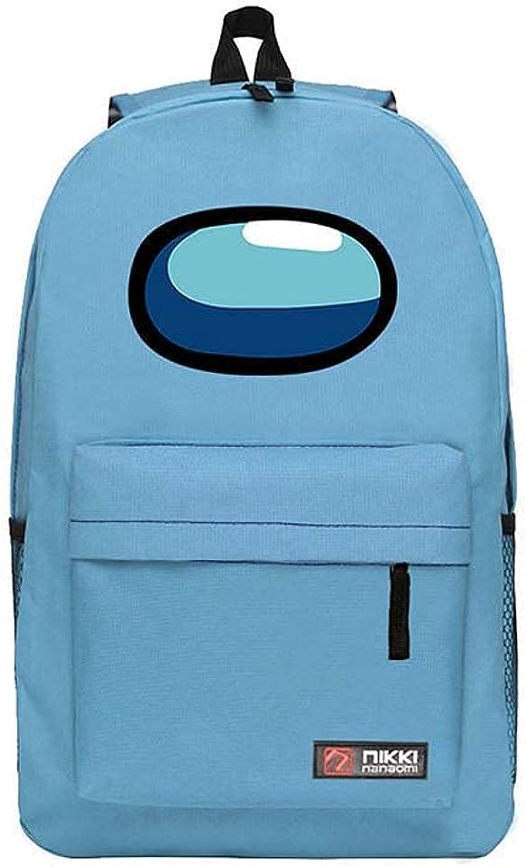 unter uns Schultasche, Studentenrucksack, Double-Laye Student Fashion Rucksack, Young Teenagers Canvas Schultasche, Laptop Rucksack (29CM * 42CM)