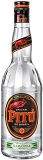 2x Pitu - Brasilianische Zuckerrohr-Spirituose - 700ml
