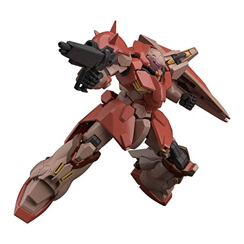 Bandai Hobby HGUC Mobile Suit Gundam: Hathaway of The Flash Meser (Temporary) 1/144 Scale, Color-Coded Plastic Model