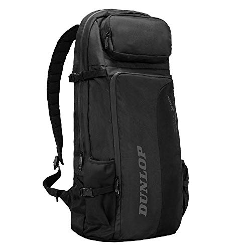 DUNLOP - Tac Cx Performance Long Backpack Tennistasche (schwarz)