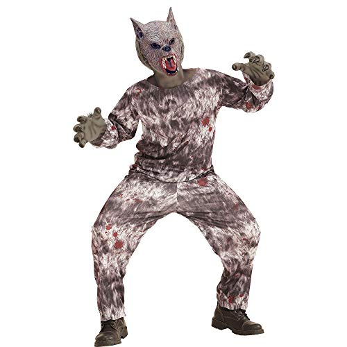 WIDMANN - Disfraz de hombre lobo para nios