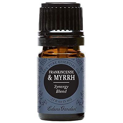 Frankincense & Myrrh Pure Therapeutic Grade Essential Oil by Edens Garden
