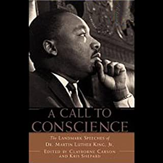 A Call to Conscience cover art