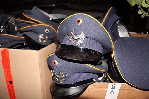 Original Bundeswehr Luftwaffe Mütze Schirmmütze Lagerbestand Marine Neuw. (58)