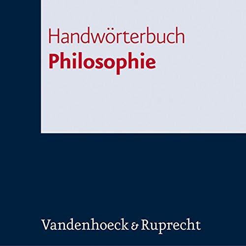 Handwörterbuch Philosophie