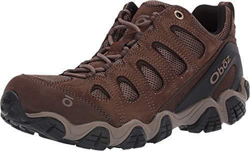 Oboz Sawtooth II Low Hiking Shoe - Men's Canteen/Walnut 11