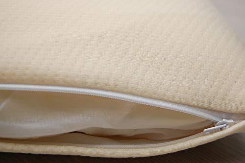 ジュニア用低反発枕28×39cmMK-33028_ベージュ