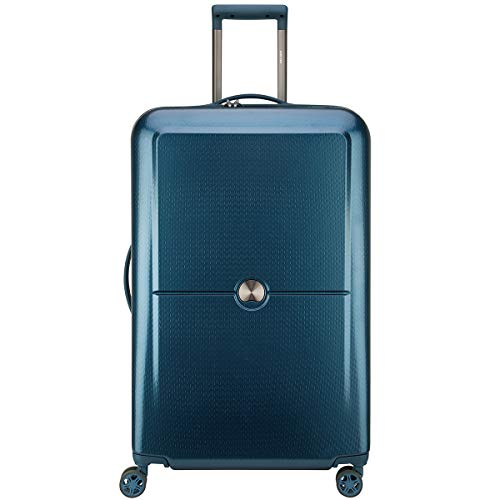DELSEY TURENNE Koffer/Trolley, 75 cm, 4 Doppelrollen, extrem leicht