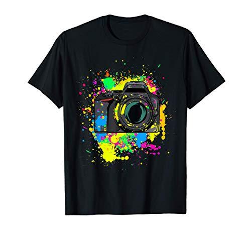 Cámara digital para cámaras, Fotografia & fotógrafo Regalos Camiseta