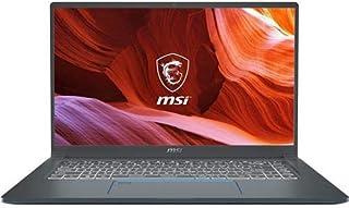 MSI Prestige 14 10SC 14 Inch Fhd 60hz Intel I7-10710U 16GB RAM 1TB SSD NVidia GTX1650 Max-Q 4GB Windows 10