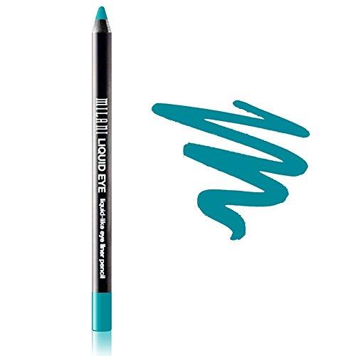 Milani Liquif'eye Metallic Eye Liner Pencil: Aqua #04