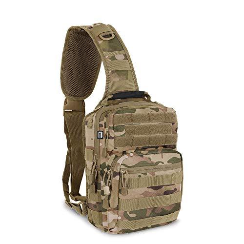 bw-online-shop US Cooper Rucksack Sling Large - Tactical camo