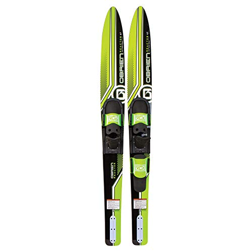 O'Brien Reactor Combo Water Skis, 67