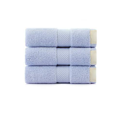 Alimagic 3 stks Bad Handdoeken, Make-up Remover Doeken Washandjes Gezicht Drogen Handdoeken Gezicht Schoonmaken Wash, voor Dagelijks Gezicht, Hand ()