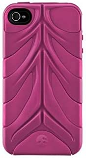 SwitchEasy CapsuleRebel Hybrid Case for iPhone 4 & 4S - Pink