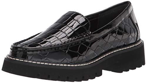 Donald J Pliner Women's Loafer, Black, 9