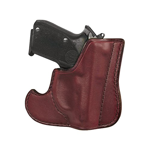 Don Hume Front Pocket Holster Seacamp Brown