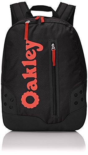 Oakley Mochila B1B Retro Pack Negro negro/rojo Talla:43.2 x 27.9 x 15.2 cm, 20 Liter