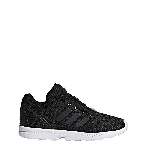 adidas Dzieci Zx Flux Trampki Czarny, 28.5