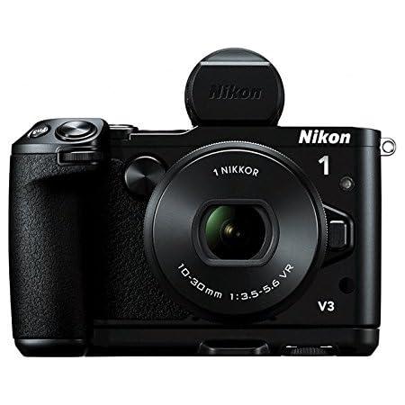 Nikon 1 V3 Systemkamera 3 Zoll Kit Inkl 10 30mm Kamera