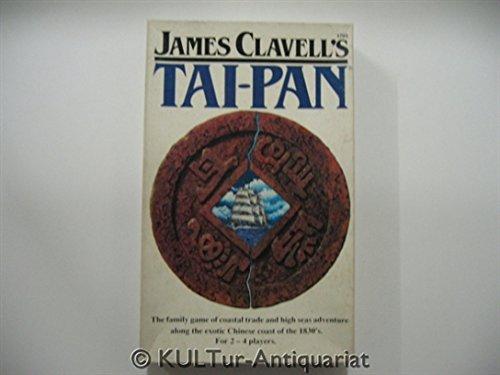 James Clavell's Tai-Pan - Brettspiel auf Englisch