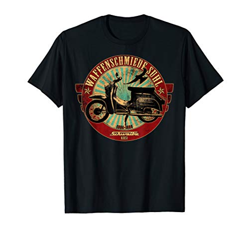 Simson Schwalbe Kr51 Tshirt