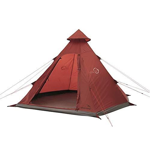 Easy Camp Bolide 400 Tienda de campaña, Unisex Adulto, borgoña, 300 x 275 cm
