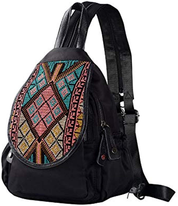 1cc94c6fd04b Retro College Wind Mini Mini Mini Shoulder bag Chest bag Dual-use ...