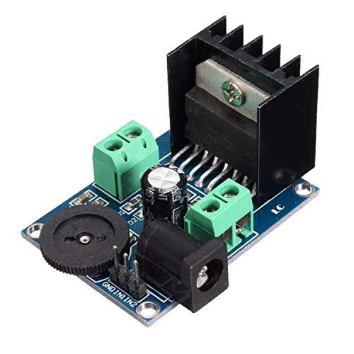 LDTR CCSK-W0251 TDA7297 Amplificador de Potencia de Audio Placa de Módulo DIY Doble Canal DC 6-18V 10-50W
