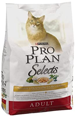 Purina Pro Plan Natural Chicken & Brown Rice Dry Formula