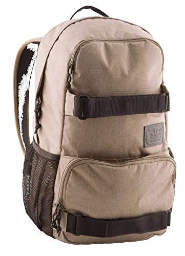 Burton Unisex Treble Yell Daypack, Braun (Kelp Heather), Einheitsgröße