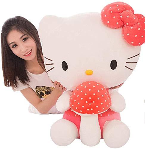 Hello Kitty zacht pluche kussen Animal knuffel Home Decor knuffels zacht speelgoed Valentijnsdag verjaardagscadeau,70CM