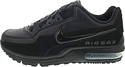 Nike Air Max Ltd 3, Sneaker Uomo, Noir Black Black Black 020, 41 EU