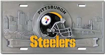 Siskiyou Pittsburgh Steelers NFL Collector's Plate
