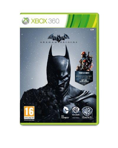 Warner Bros Batman Arkham Origins, Xbox 360 - Juego (Xbox 360)