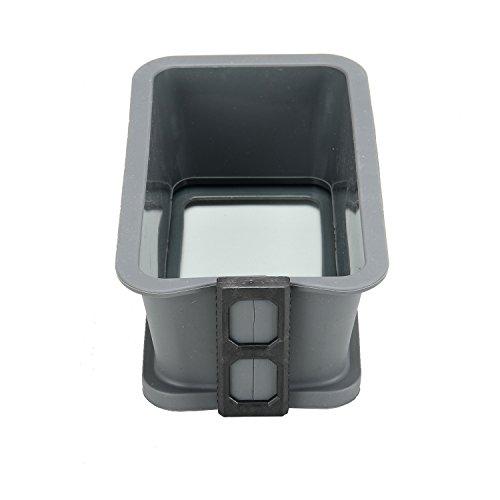 Instant Pot Panela elétrica de pressão com base de vidro temperado, silicone antiaderente premium