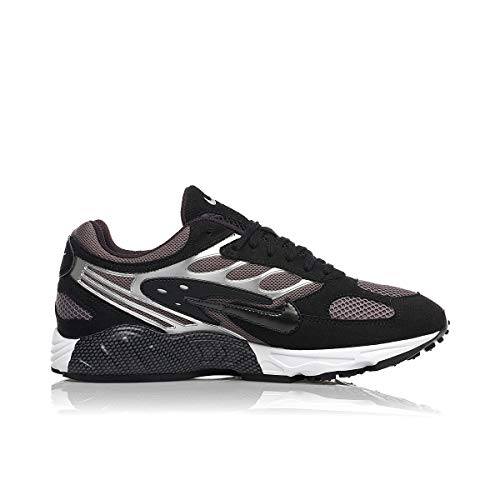 Nike Air Ghost Racer, Zapatillas de Trail Running Hombre, Multicolor (Black/Black/Dark Grey/White 2), 42.5 EU