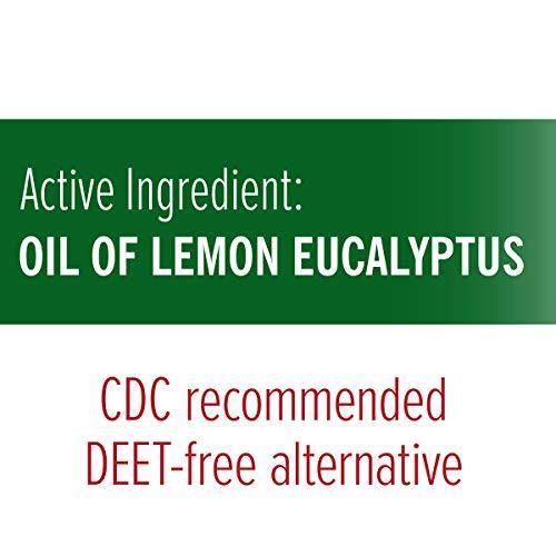 Coleman Naturally Based DEET Free Lemon Eucalyptus Insect Repellent Spray - 4 oz