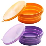 collapsible bowl set, part of men's travel accessories