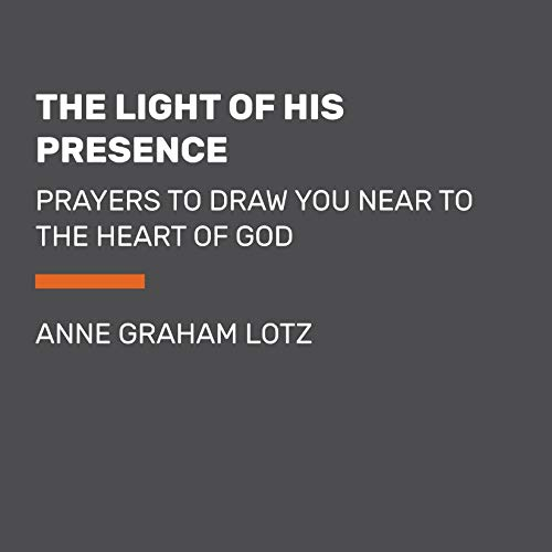 The Light of His Presence cover art