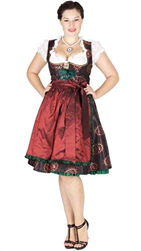 Lola Paltinger 15156 Dirndl MADL & Bua 60er länge schwarz Size 32