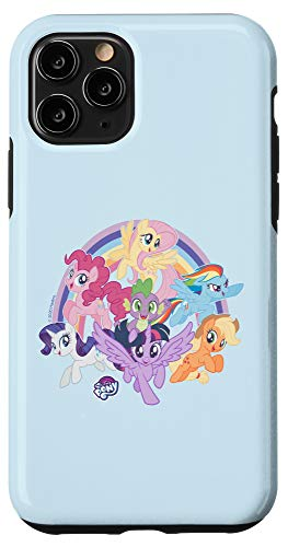 iPhone 11 Pro My Little Pony: Friendship Is Magic Group Prance Case