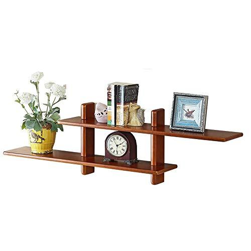 FENG wandrek, wandframe, tv-kast, massief hout, voor woonkamer, slaapkamer