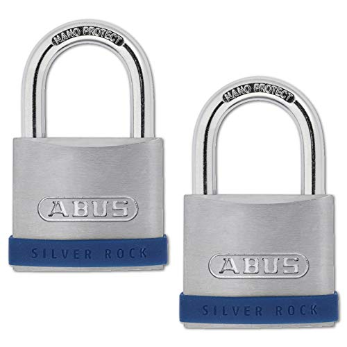 ABUS 80888 Padlock, Multi-Colour