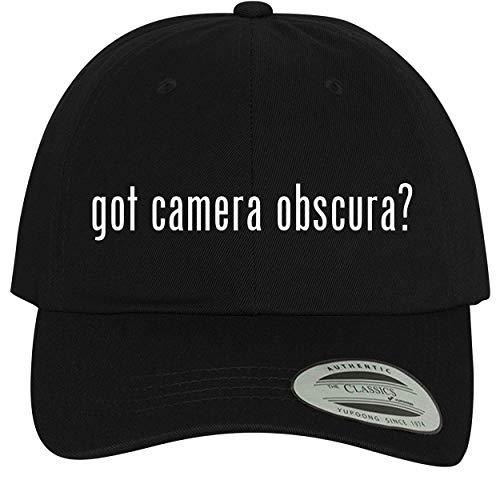 BH Cool Designs got Camera Obscura? - Comfortable Dad Hat Baseball Cap, Black